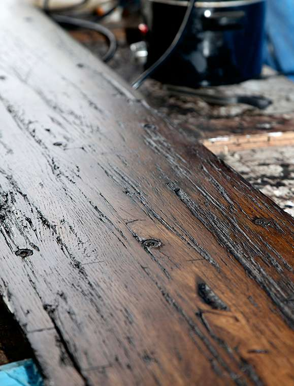 Why YCI Reclaimed Hardwood?