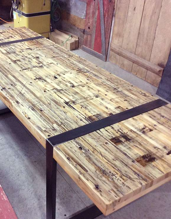 Is Reclaimed Lumber Durable?